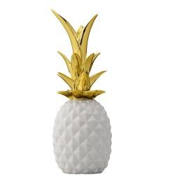 Ananas blancet doré