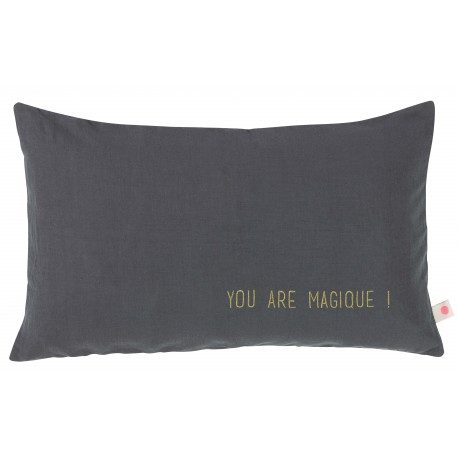 Coussin Lina You are magique