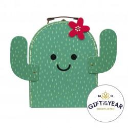 Valise Cactus visage