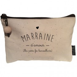 Trousse Marraine d'amour