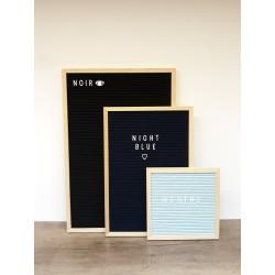 Letter board GEANT - noir
