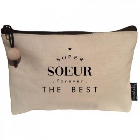 Trousse Super soeur forever