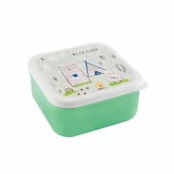 Lunch box Tipi et oursons