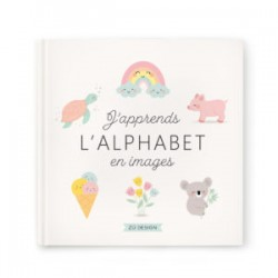 Livre J'apprends l'alphabet en images