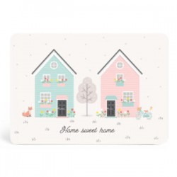 Carte Maisons Home sweet home