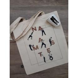 Tote-bag Namaste