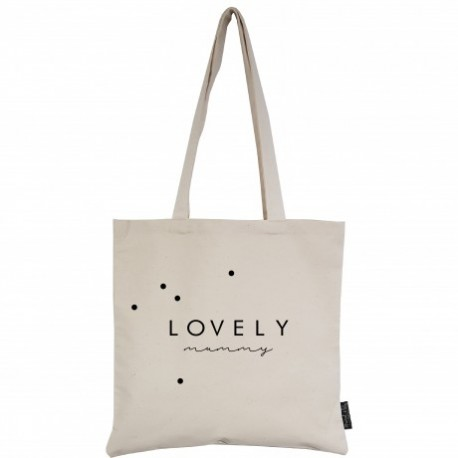 Tote-bag Lovely mummy