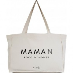 Maxi bag Maman Rock'N Mômes