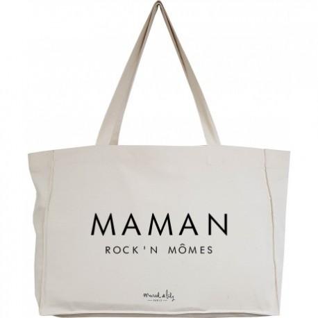 Maxi bag Maman Rock'N Mômes