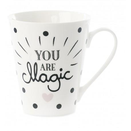 """Mug """"You are magic"""""""